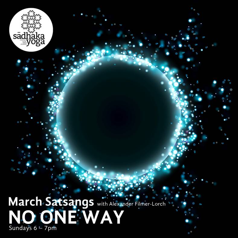 March Meditation: No One Way