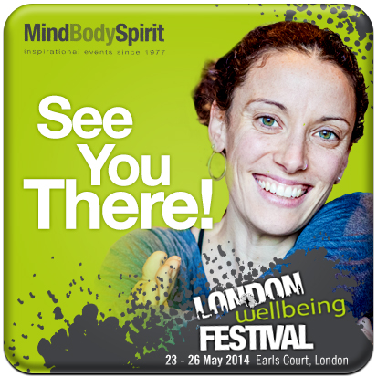 Sadhaka at Mind Body Spirit London 2014