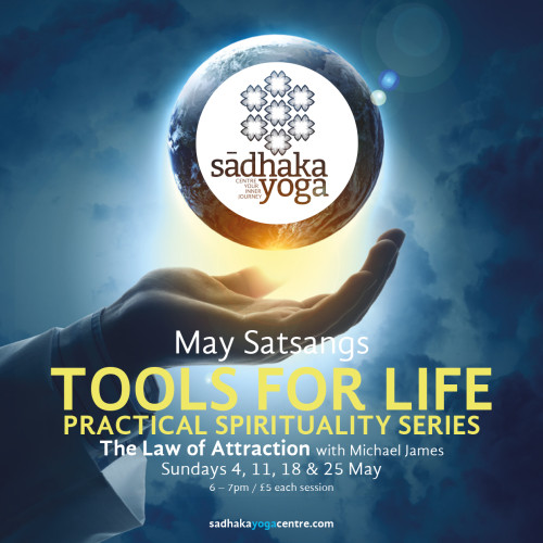 May Satsang – Tools for Life
